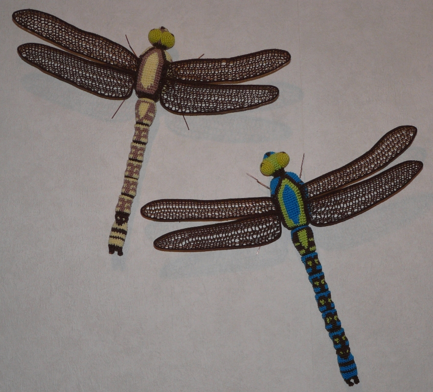 Eigen ontwerp libelles