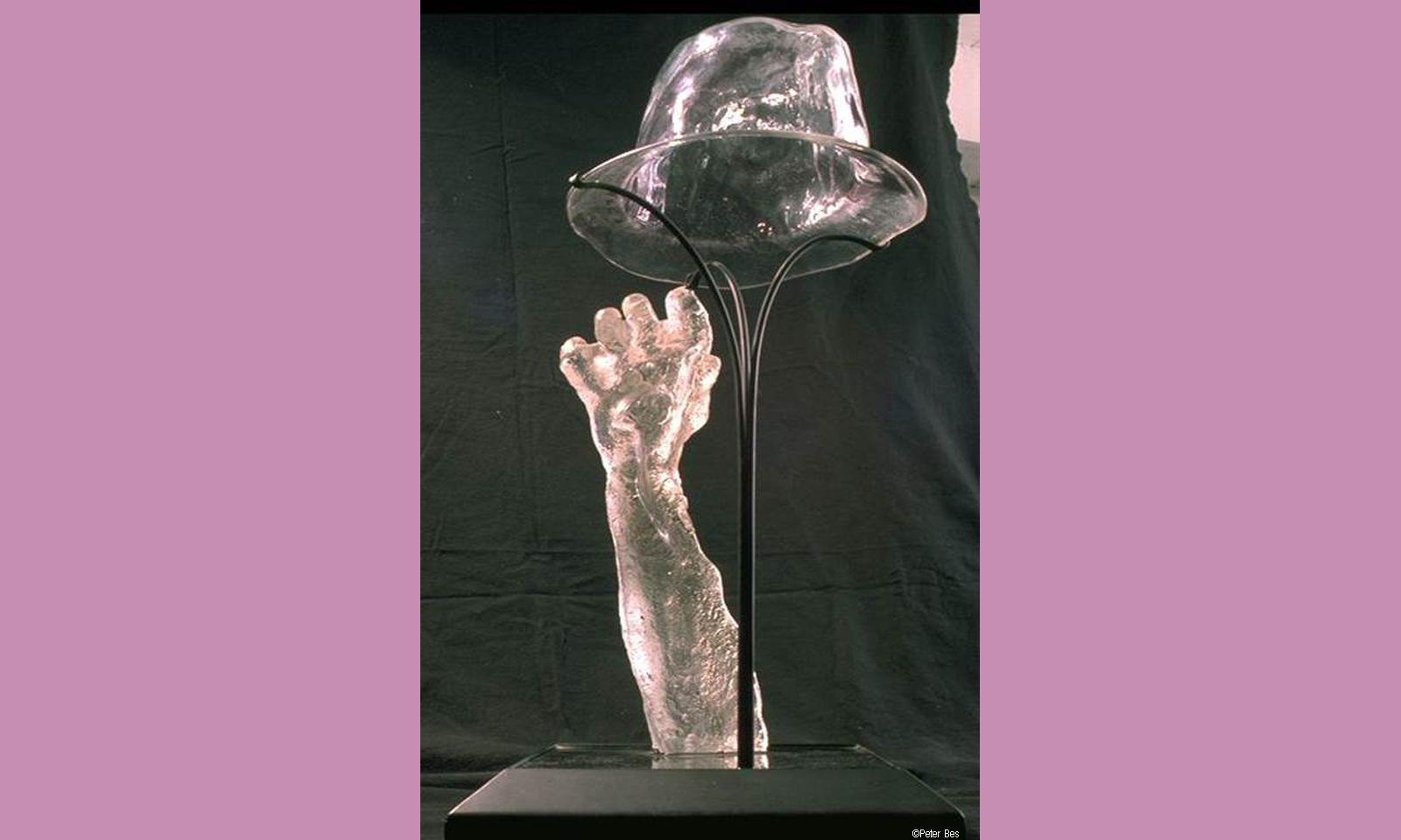 Peter Bes - Gegoten en geblazen glas 02b