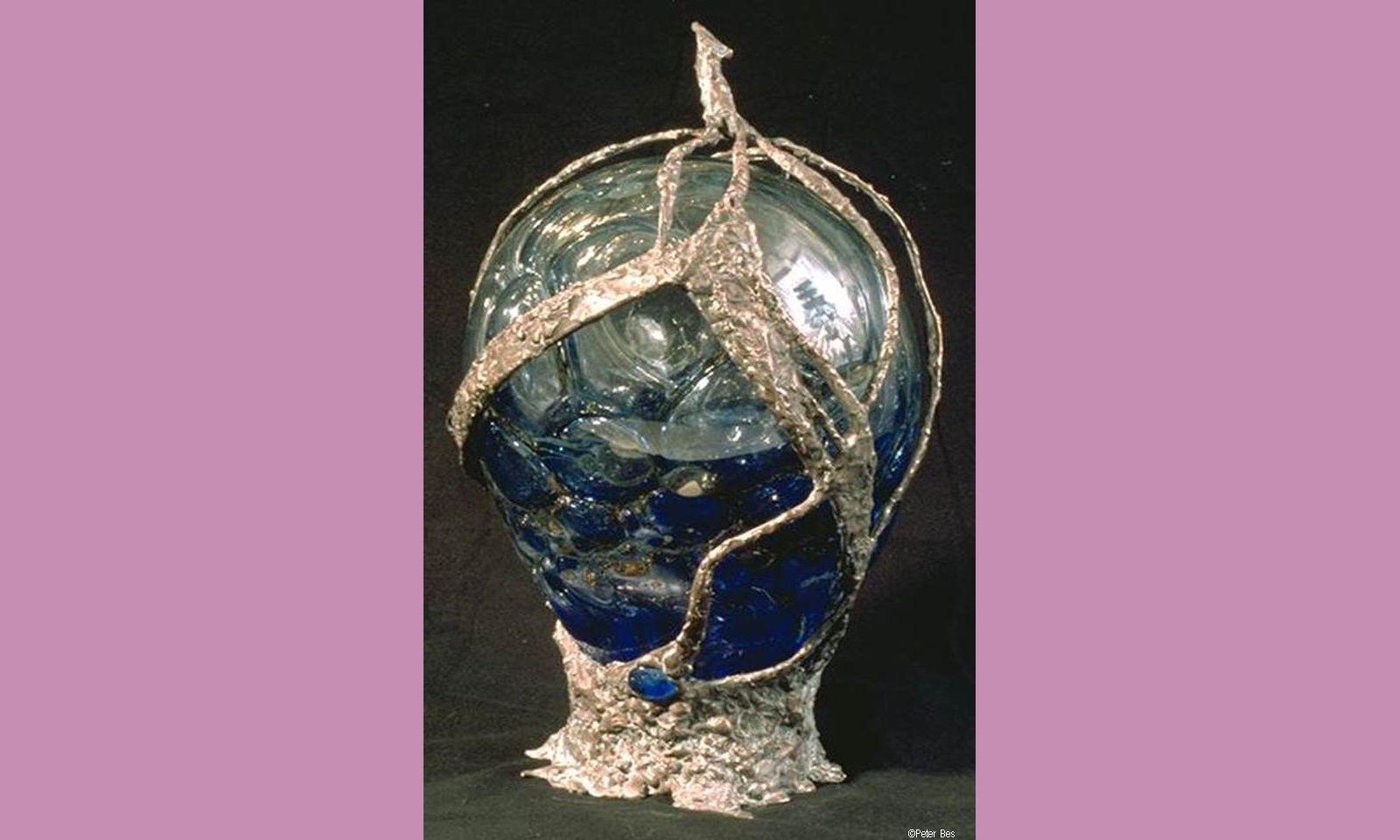 Peter Bes - Gegoten en geblazen glas 04b