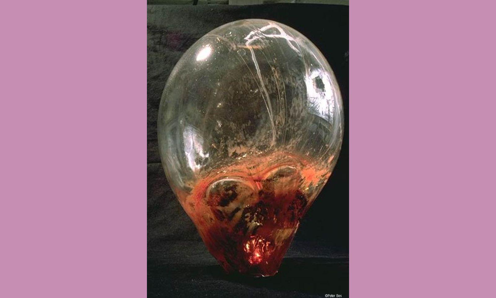 Peter Bes - Gegoten en geblazen glas 06b