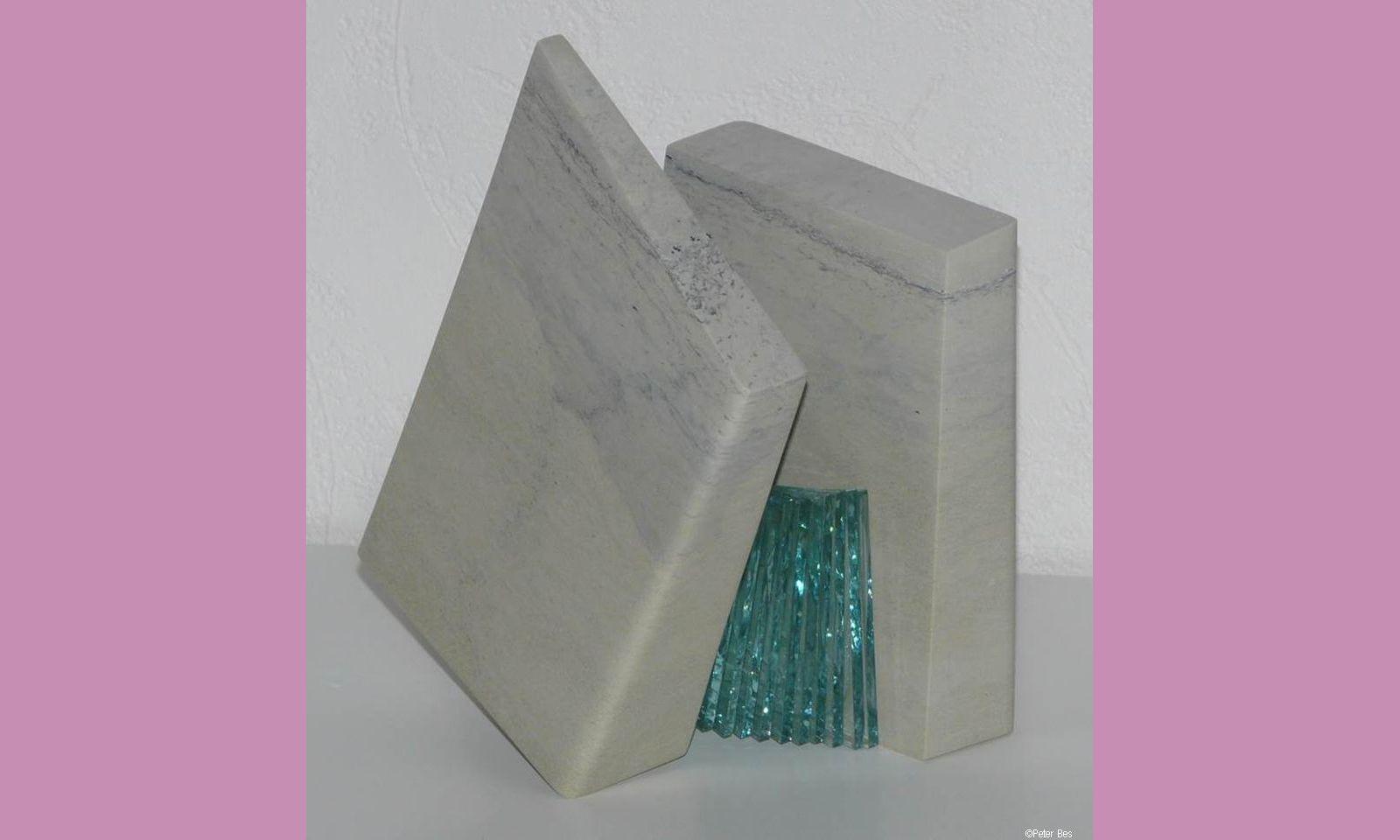 Peter Bes - Glas en steen 01