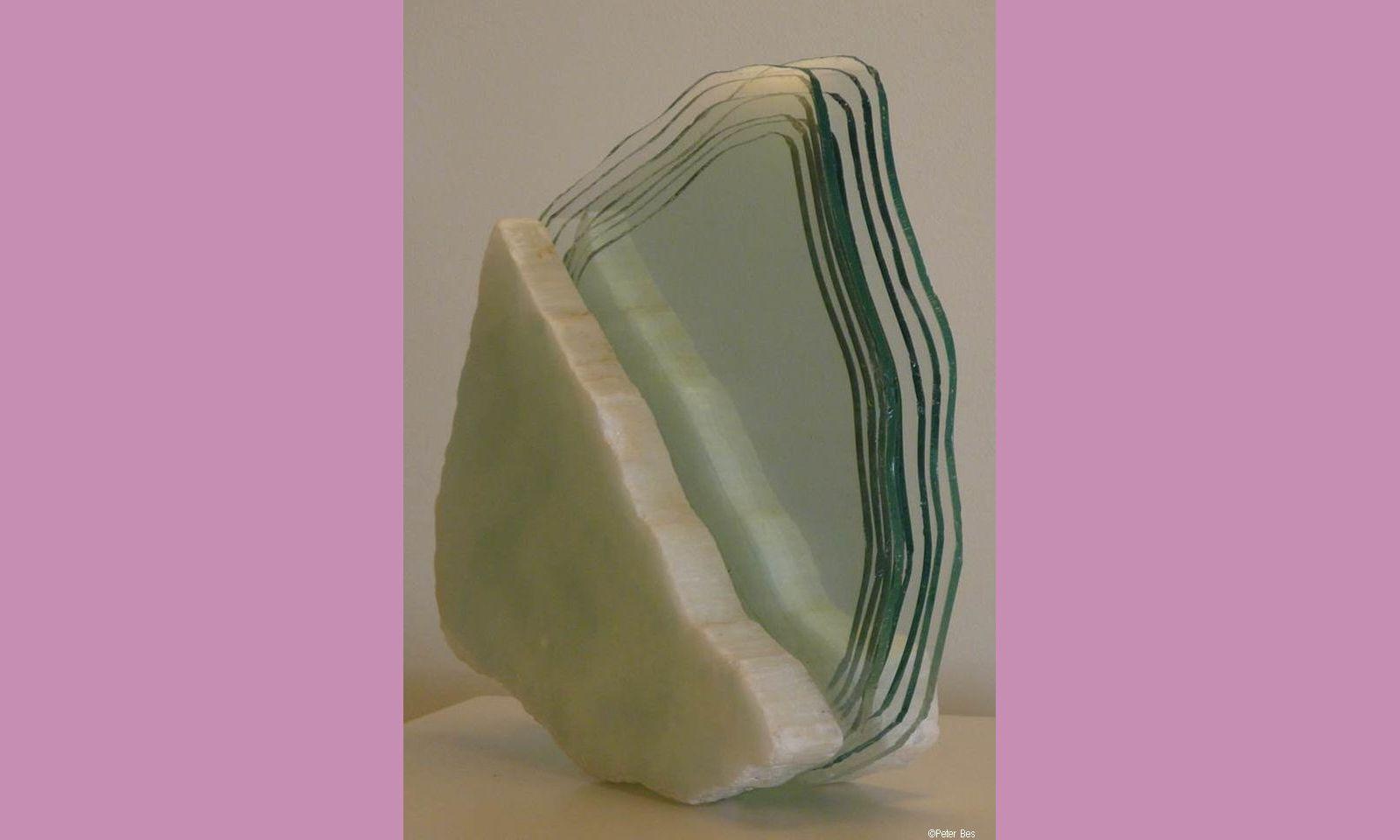 Peter Bes - Glas en steen 05
