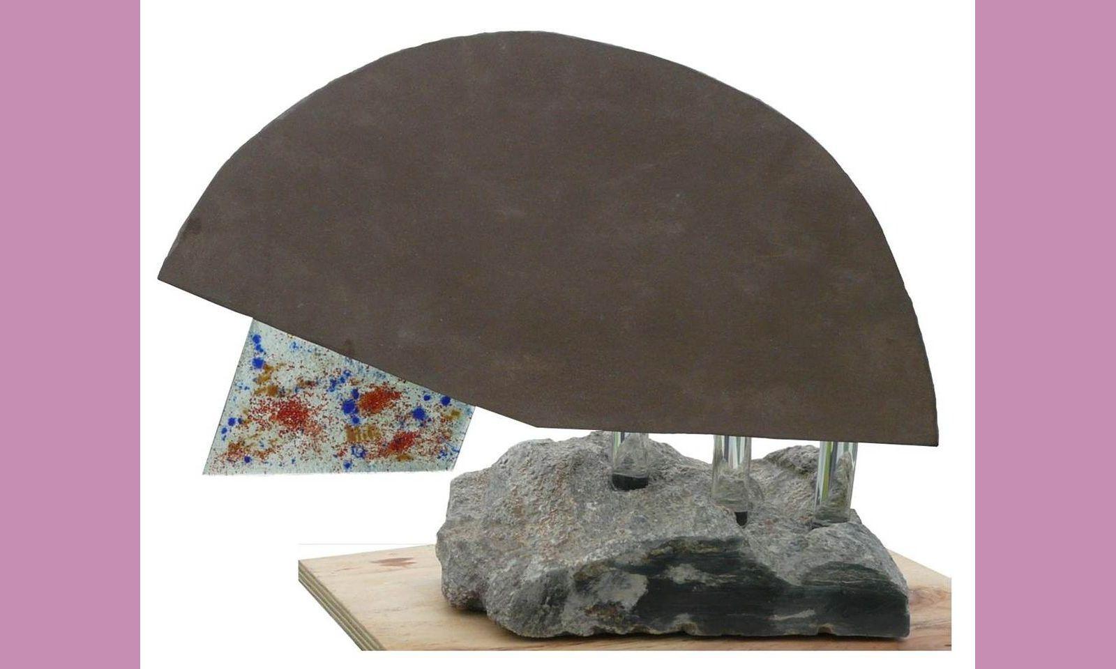 Peter Bes - Glas en steen 08