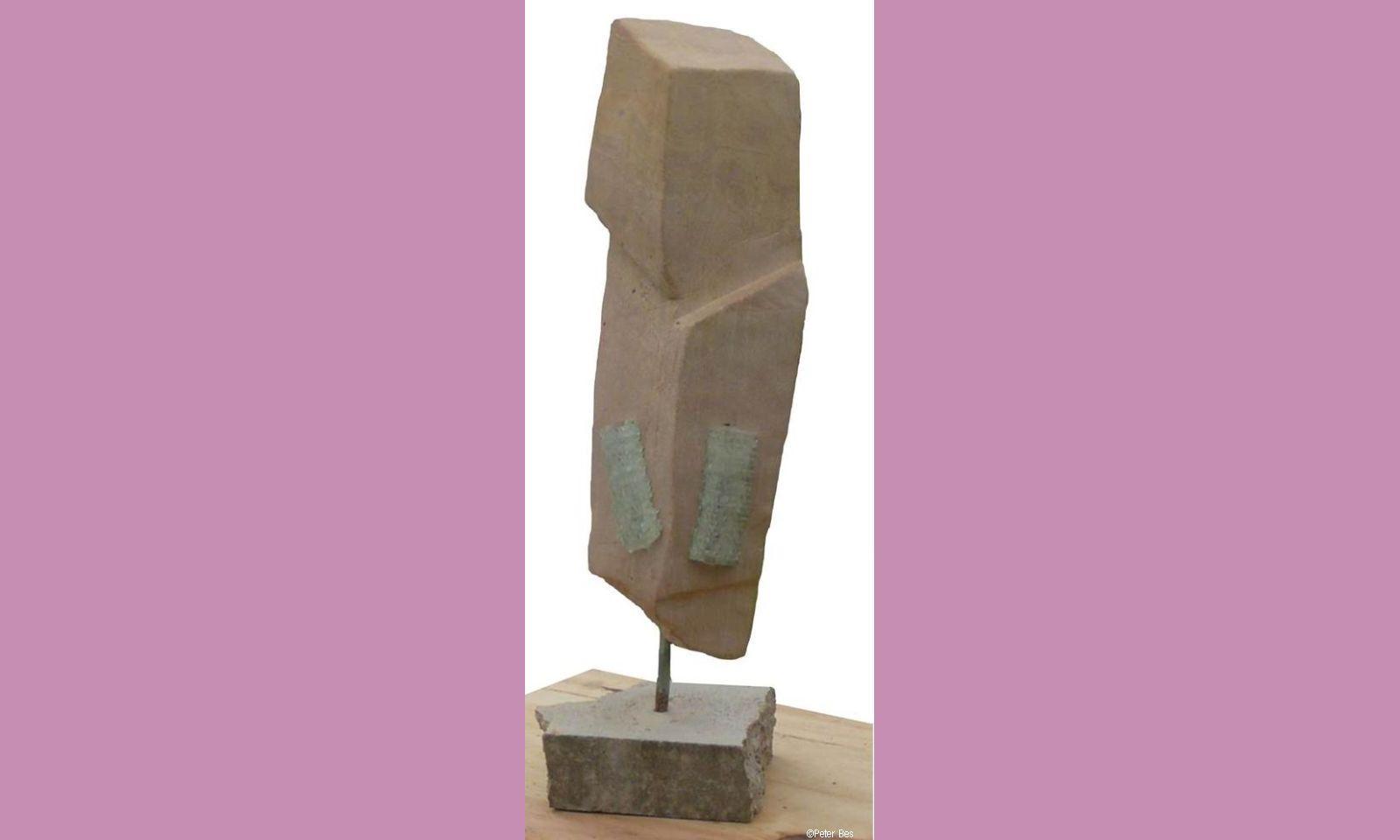 Peter Bes - Glas en steen 09