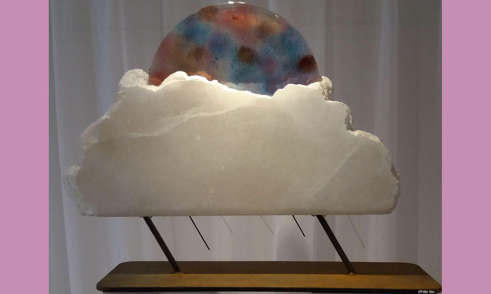 Peter Bes - Glas en steen 13